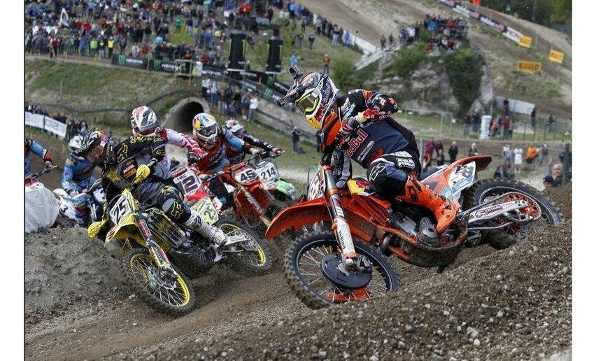 Motocross Grand Prix of Trentino VIII Edition