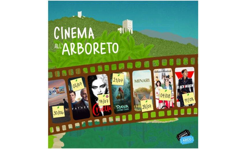 Cinema all'Arboreto