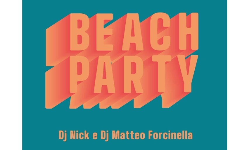 Sabbioni Beach Party