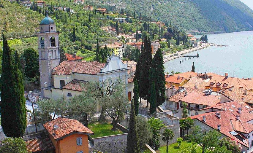 Palazzi Aperti - La chiesa di Sant'Andrea a Torbole