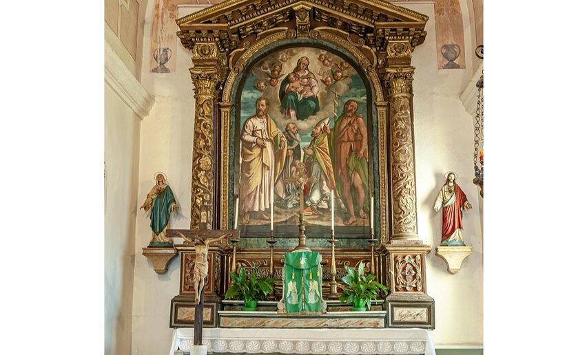 Palazzi Aperti - Chiesa di San Tommaso apostolo a Padaro